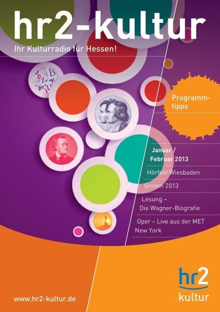 Grimm 2013 - Hessischer Rundfunk