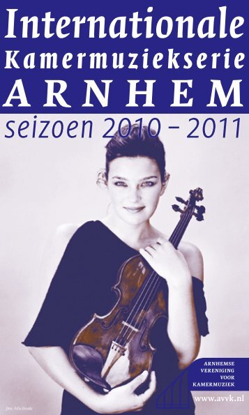 Internationale Kamermuziekserie Arnhem