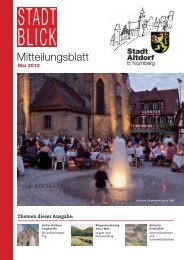 Mai2012-Stadtblick - Stadt Altdorf