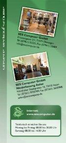 aktueller Imagefolder - SES Computer GmbH - Page 6