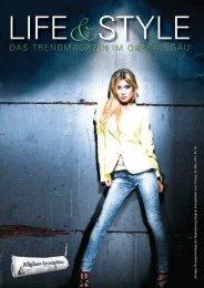 DaS trenDmagazin im OberaLLgäu - Allgäuer Anzeigeblatt