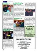 Ausgsteckt is' 2006 Buschenschank Bogner - Volkspartei Pressbaum - Seite 4