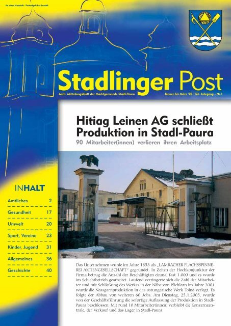 Kosten single in stadl-traun - Singles kennenlernen aus bad