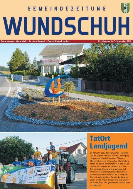 September 2012 (8,73 MB) - .PDF - Wundschuh