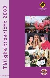 Jahresbericht 2009.pdf - Wiener Krebshilfe