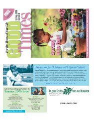 Summer Camps - Fauquier County