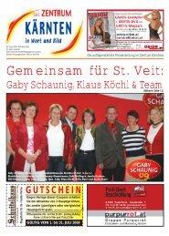 Ausgabe 04.2008 (PDF-Format, ca. 1,8 MB - Zentrum Kärnten in ...