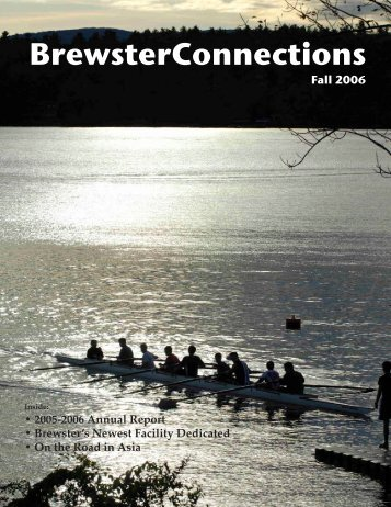 BrewsterConnections - Brewster Academy
