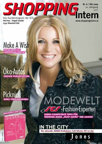 Ausgabe 6/2009 - Shopping-Intern