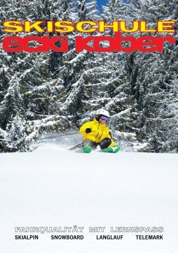bell :n: joss - Skischule Ecki Kober