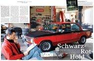 bernd koberstein wurde unvermutet zum besitzer eines bmw 2002 tii ...