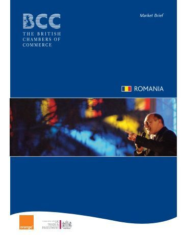 Romania Market Brief - East Midlands International Trade ...
