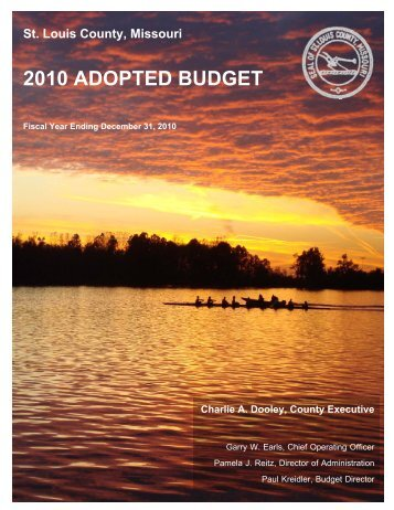 2010 budget summary - Public Policy Research Center
