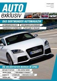 DAs DOrTMUnDer AUTOMAgAzin - Auto-Exklusiv-Dortmund
