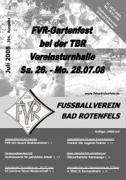 autohaus paul buchs - FV Bad Rotenfels