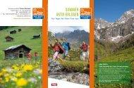 SOMMER AKTIV ERLEBEN - Tiroler Oberland