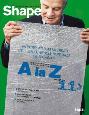 Shape - Sapa