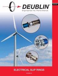 Plastic Molding Machines Centrifuges Wind ... - Deublin Company