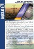 Digital Fault Recorder - LogicLab srl - Page 2