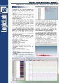 Digital Fault Recorder - LogicLab srl - Page 7