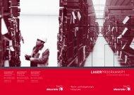 LAGERPROGRAMM/P1 - deurohr Handels GmbH