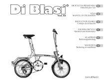 Bici Pieghevole Di Blasi.Www Diblasi It Magazines