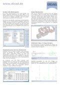 STRAKON 2010 neue Funktionen - DICAD Systeme GmbH - Page 4