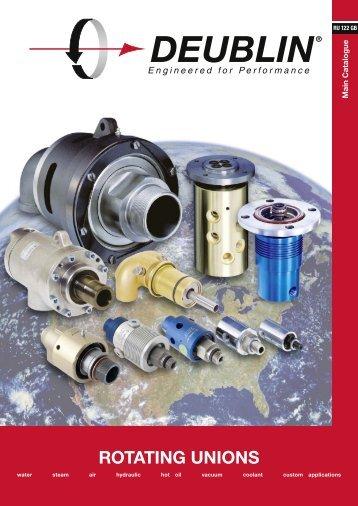 English, European PDF - Deublin Company