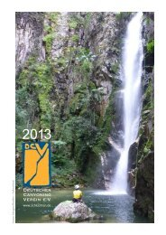 Download - Deutscher Canyoning Verein