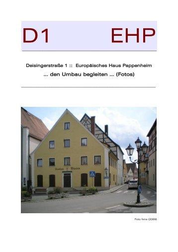 D1 :: EHP - Didaktik-Labor Selzer Pappenheim / DLS / Forschung ...