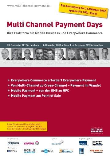 Ihre Plattform für Mobile Business und Everywhere Commerce