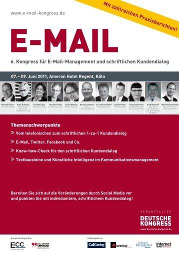 Fax-Anmeldung 49 - Deutsche Kongress
