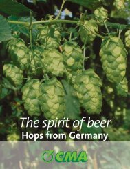 Hops from Germany - Verband Deutscher Hopfenpflanzer e.V.