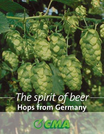 Hops from Germany - Verband Deutscher Hopfenpflanzer e.V.