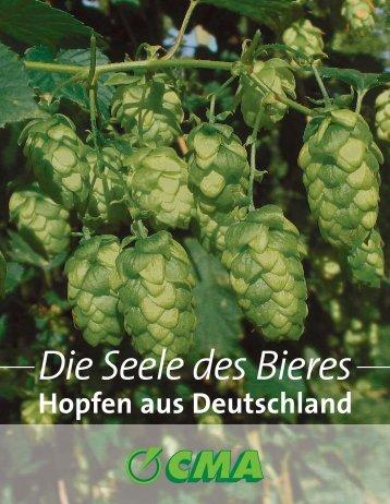 Aromabeschreibung - Verband Deutscher Hopfenpflanzer e.V.
