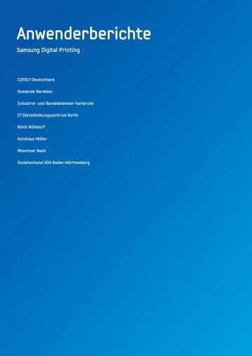 Anwenderberichte - Samsung Partner Lounge