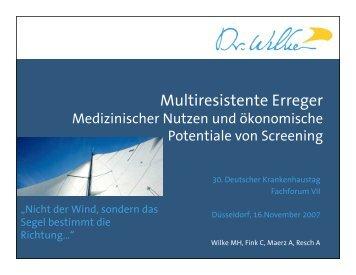 Ø - Gesellschaft Deutscher Krankenhaustag mbH