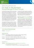 Dr. med. in Deutschland - Gesellschaft Deutscher Krankenhaustag ... - Seite 2