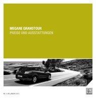 MEGANE GRANDTOUR PREISE UND AUSSTATTUNGEN - Renault