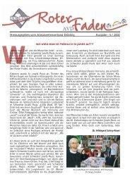 Roter AVD-Faden 5/2002 - Absolventenverband Döbling