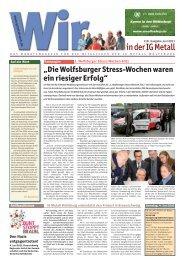 Das Autohaus Kühl ist der Vorreiter im Landkreis - IG Metall Wolfsburg