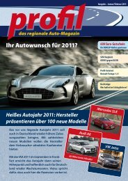 Download Profil Ausgabe - Januar/Februar 2011