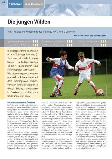 Die jungen Wilden – Teil 3 - Trainermedien - DFB