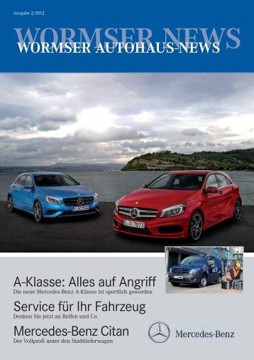 autohaus news worms - Autohaus Falter