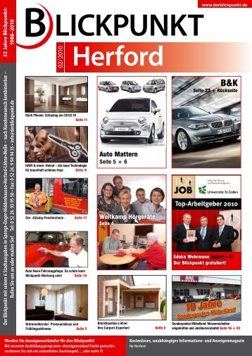 Herford - Blickpunkt Online
