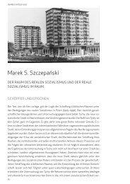 Marek S. Szczepański - Deutsches  Polen Institut