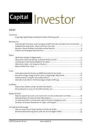 CAPITAL Investor 18/2011