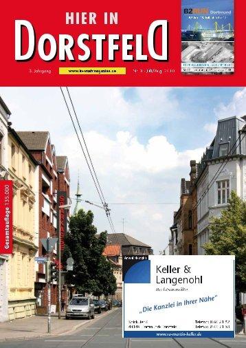 auch in Dorstfeld gesetzt - Dortmunder & Schwerter Stadtmagazine