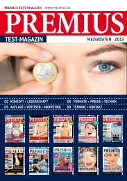 TEST-MAGAZIN - Premius