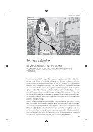 Tomasz Szlendak - Deutsches Polen Institut